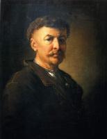 Василий Андреевич Тропинин. Портрет украинского крестьянина
