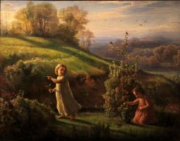Луи Жанмо. Поэма души 4. Весна