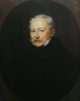 Василий Андреевич Тропинин. Портрет Николая Сергеевича Меншикова