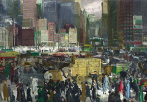 George Wesley Bellows. New York