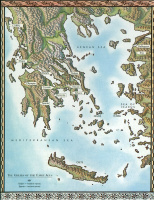 Джованни Казелли. Карта