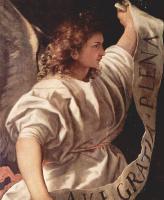 Тициан Вечеллио. Ангел благовещения