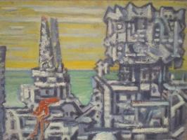 Вячеслав Коренев. Побеждённая цитадель