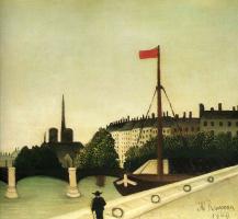 Анри Руссо. Под небом Парижа