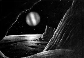 Дэвид Харди. Полная луна