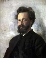 Валентин Александрович Серов. Портрет С.П. Чоколова
