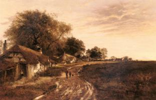 Бенджамин Уильямс Лидер. Солнце после дождя