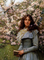 Роберт Рейд. Цветущий сад