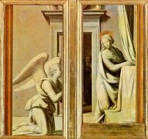 Фра Бартоломео. Явление ангела