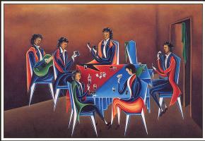 Джиханн. Покер