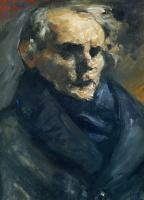 Ловис Коринт. Портрет художника Бернта Грюнвольда