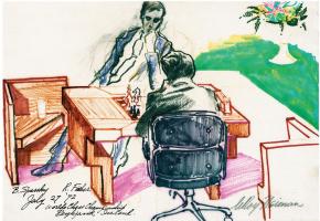 Спасский и Р. Фишер. Чемпионат мира по шахматам в Рейкьявике, Исландия