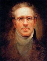 Рембрандт Пил. Портрет мужчины в очках