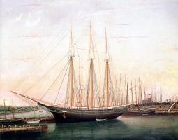 Томас Палмер Моисей. Корабль