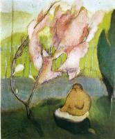 Марсель Дюшан. Японская яблоня