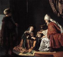 Ян Викторс. Священник