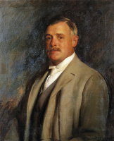Джозеф Декамп. Мужской портрет