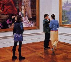 Дональд Керли. Галерея искусств