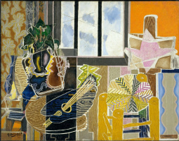 Georges Braque. The artist's Studio