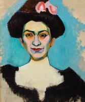 Соня Делоне. Портрет мадам Минской