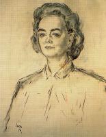 Артуро Соуто. Портрет женщины