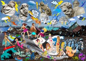 Noah's Ark or Wrath of the Gods