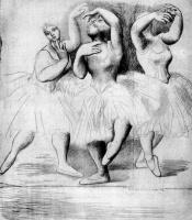 Ю. Пуджиес. Балерины