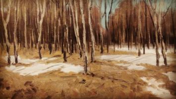 Maxim Baranov. Весна