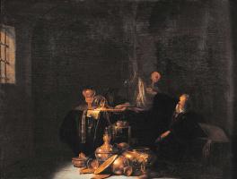 Willem de Porter. Rastovich and death
