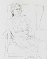 Дэвид Хокни. Портрет 10