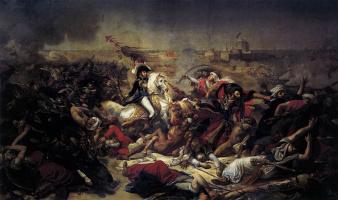 Антуан-Жан Гро. Битва в Абукире