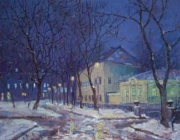 Yelokhovskaya Square
