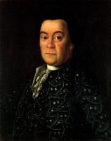 Алексей Петрович Антропов. Портрет Д. И. Бутурлина