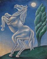Владимир Николаевич Шапошников. «Конь бледный»