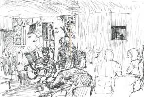 Zonk197. Рок-бар Underground
