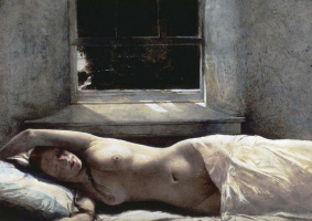 Andrew Wyeth. Overflow