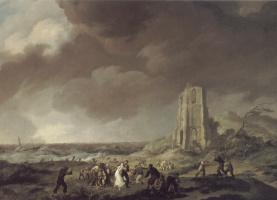 Йоханнес Херманус Куккук. Крушение корабля