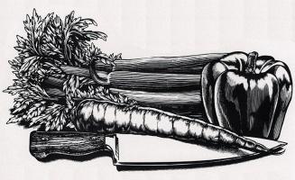 Марсия Ветцель. Овощи
