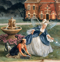 Рут Сандерсон. Волшебная фея