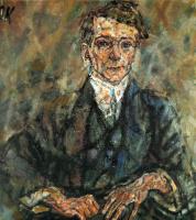 Oskar Kokoschka. Egon Velles