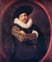 Франс Халс. Мужской портрет