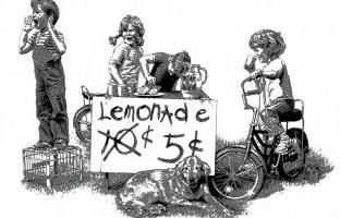 Боб Кларк. Лимонад