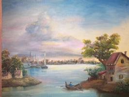 Валерия Костромина. Итальянский пейзаж