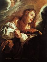 Доменико Фетти. Ангелы