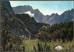 Герхард Кламмет. Горный пейзаж