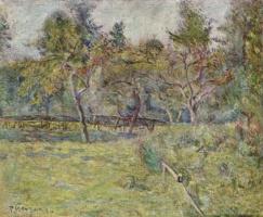Бретонский пейзаж