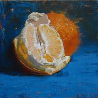 Alexander Giza-Ciobanu. Two oranges