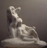 Огюст Роден. Поэт и муза