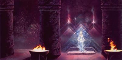 Джефф Тейлор. Алмазный трон