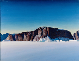 Рокуэлл Кент. Побережье Гренландии